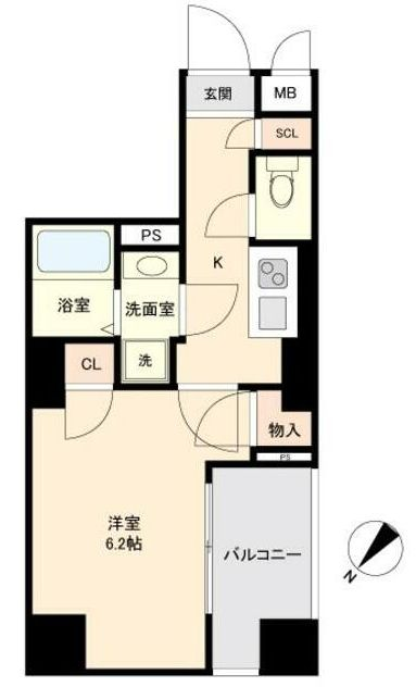 402/ Free Rent for first 2 months