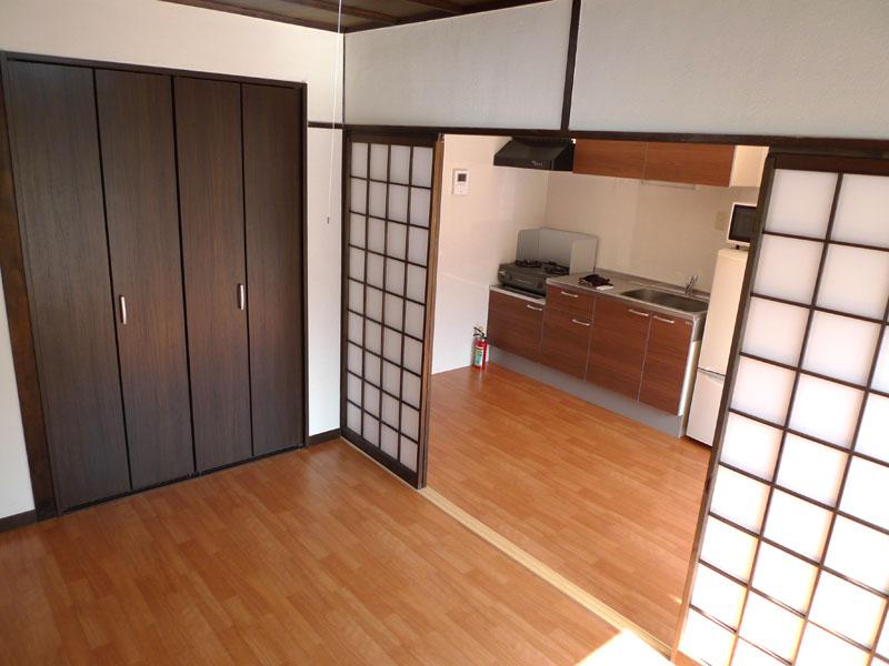 Kamiitabashi Sta. 2DK  206